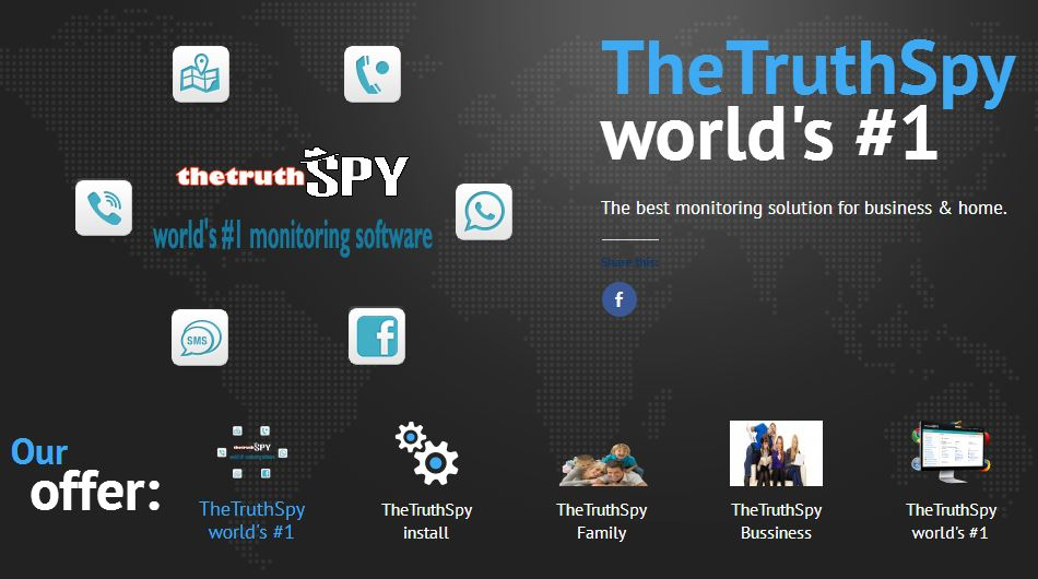 #3 free spy app for android without installing on target phone - TheTruthSpy